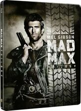 Mad Max Trilogy - Limited Edition Steelbook [Blu-ray] New!!