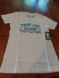 Troy Lee Designs Junkyard Tee Women Small 721284162 887202132575 NS382
