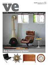Ve Magazine - Issue 30 - Hollywood Regency Design Classics 1960s Mantiques
