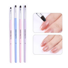 UV Gel Brushes Nail Cuticle Cleaning Brush Powder Remover Pen Tool Born Pretty
