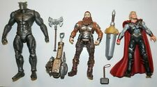 MARVEL UNIVERSE THOR MOVIE LOT SWORD STRIKE VOLSTAGG DESTROYER LOOSE