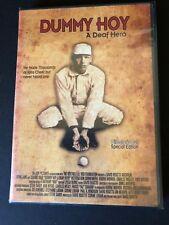 DUMMY HOY A Deaf Hero DVD Director's Cut Special Edition NEW