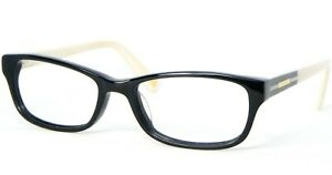 NINE WEST NW5134 001 SHINY BLACK EYEGLASSES GLASSES FRAME 50-16-135mm (NOTES)