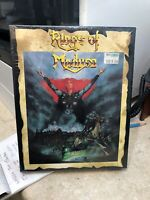 "Rings of Medusa Computer Game (1989) - IBM 3.5"" {BRAND NEW / SEALED}"