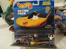 Hot Wheels Action Pack Cal State L.A. Solar Eagle III