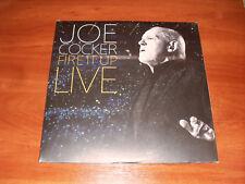 Joe Cocker – Fire It Up Live 3×LP EU 2013 Tri-Fold, Sony Music, New Sealed