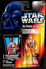 Vintage Star Wars Power of the Force LUKE SKYWALKER X-WING PILOT GEAR 1995