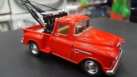 1955 Chevy Stepside pick up red kinsmart TOY model 1/32 scale diecast Car