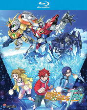 Gundam Build Fighters: Try - Complete Collection (2016, Blu-ray NIEUW)3 DISC SET