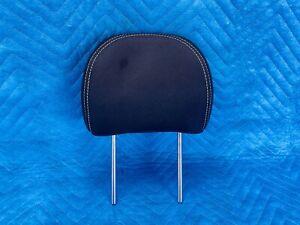 Kia Soul 2nd Row Seat Headrest Black RH or LH Cloth 2014-2016 OEM