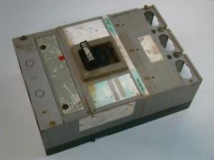 ITE Circuit Breaker 250A 1250-250