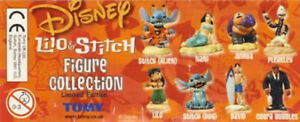 Tomy UK Minifigures - DIsney - Lilo & Stitch Series - Choose a character!