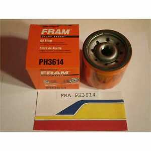 Fram Ph3614 Filter Extra Guard, 3/4-16 Ford & Mopar