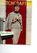 Vintage Stitchcraft Knittin Pattern Magazine 326