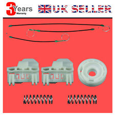 VW POLO 6N / HATCHBACK window regulator repair kit / front right S133