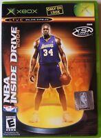 NBA Inside Drive 2004 (Microsoft Xbox, 2003)  Game