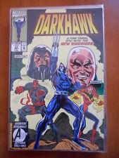 DARKHAWK #27 1993  Marvel Comics  [SA45]