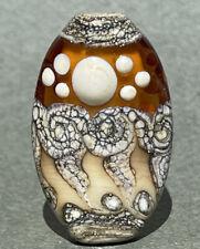 Handmade Lampwork Focal Bead ~ Sunburst ~ By Soul Of Glass SRA