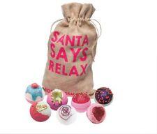 Bomb Cosmetics Santa Says Relax Bath Gift Set Pr060 018