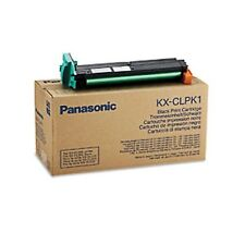 Genuine Panasonic Black Print Cartridge KX-CLPK1 for KX-CL500