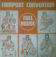 Fairport Convention ‎/ Full House uk 1970 ILPS 9130 excellent lp vinyl