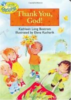 Thank You, God! (Little Blessings Line) by Kathleen Bostrom