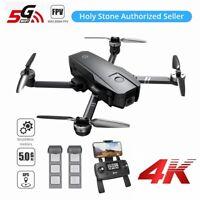 Holy Stone HS720 RC 5G FPV GPS Drohne mit 4K FHD Kamera Quadcopter Drone 2 Akkus