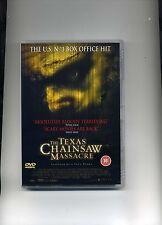 THE TEXAS CHAINSAW MASSACRE - JESSICA BIEL - 2 DVDS - NEW!!