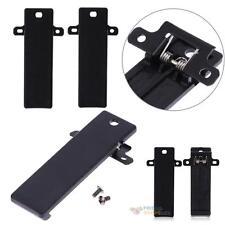 2Pcs Sturdy Back Belt Clip for Kenwood TK-278/378/388/2107/3107/278G/378 Radio