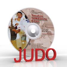 Yasuhiro Yamashita judo technics. Stars of the japanese judo (Disc only).