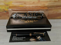 MONTBLANC Meisterstuck 90 Years Special Edition 163 Rollerball Pen, NOS!