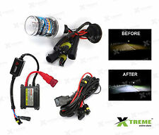 Xtremz HID Xenon H4 Head Light Kit 6000k For Universal Bikes