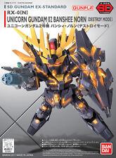 RX-0[N] Unicorn Gundam 02 Banshee Norn [Destroy Mode] SD GUNPLA EX-Standard #015