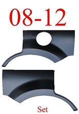 08 12 Ford Escape Upper Wheel Arch Panel SET, Mazda Tribute, Mercury Mariner