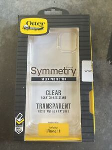OtterBox Symmetry Series Case for Apple iPhone 11 - Clear (77-62474)