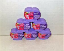 MY LITTLE PONY SERIES 4 SQUISHY POPS LOT OF (6) NEW SEALED