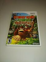 Nintendo Donkey Kong Country Returns (Nintendo Wii, 2010) EVERYONE DK FAMILY