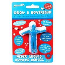 Grow Your Own Boyfriend A Partner Wedding Novelty Joke Stag Hen Gift Blue UK