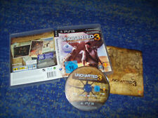 Uncharted 3 - Drake's Deception PS 3 kpl.DEUTSCHE Version neuwertig PS3 TOP