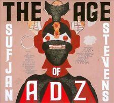 The  Age of Adz [Digipak] by Sufjan Stevens (CD, Oct-2010, Asthmatic Kitty)