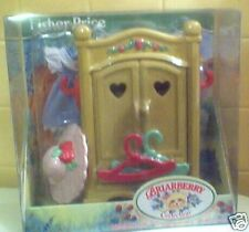 1998~FISHER PRICE BRIARBERRY COLLECTION...WARDROBE SET