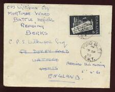 Canadá Baffin es 1959 Cover... Estanque entrada mittimatalik