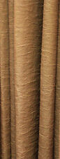 """CRUSHED VOILE SEMI-SHEER POLYESTER FABRIC  120"""" WIDE SOLD PER YARD"""