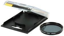 CAMLINK Filtro ND4 49mm, riduce TRASMISSIONE LUMINOSA PER 1/4, ideale per neve, ecc.