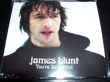James Blunt You're Beautiful Australian CD Single - Like New