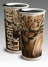 American Expedition American Elk 12oz. Ceramic Travel Mug