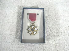US MILITARY MEDAL SERVICE AWARD MINI LEGION OF MERIT MEDAL 1969