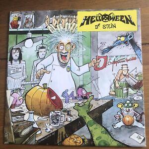 "Helloween - Dr Stein  7""  Vinyl In Poster Sleeve"