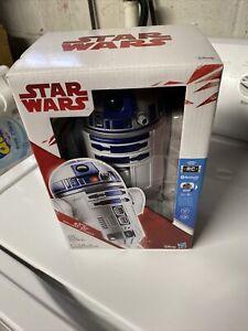 STAR WARS SMART R2-D2 INTELLIGENT RC BLUETOOTH BRAND NEW