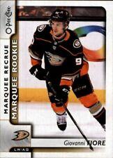2017-18 O-Pee-Chee Marquee Rookies #628 Giovanni Fiore - Anaheim Ducks